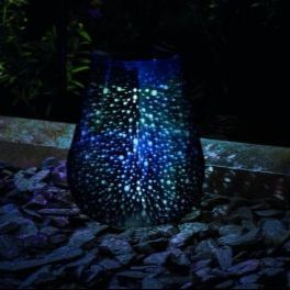 Cole & Bright Solar Droplet Stargazer Table Light