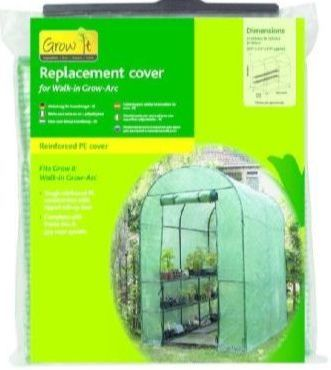 Gardman Large Walk-in Grow Arc - Replacement Cover 08949