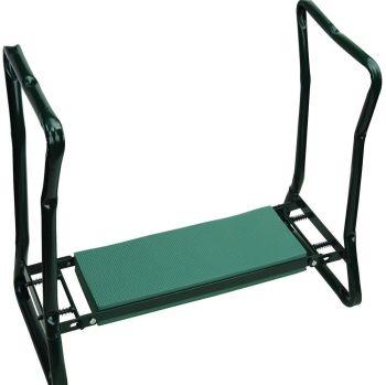 Bosmere Kneeler Stool Folding Metal Garden Seat N470