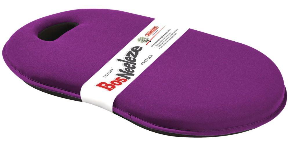 Bosmere BosNeeleze Luxury Garden Kneeler Pad - Purple T102