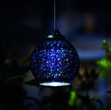 Cole & Bright Solar Sphere Stargazer Hanging Light L26237