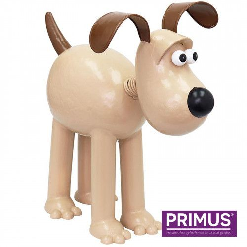 Primus Gromit Metal Garden Ornament