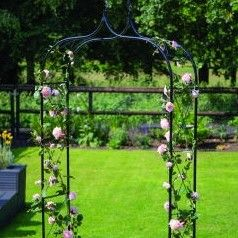 Gardman Parisian Metal Garden Arch