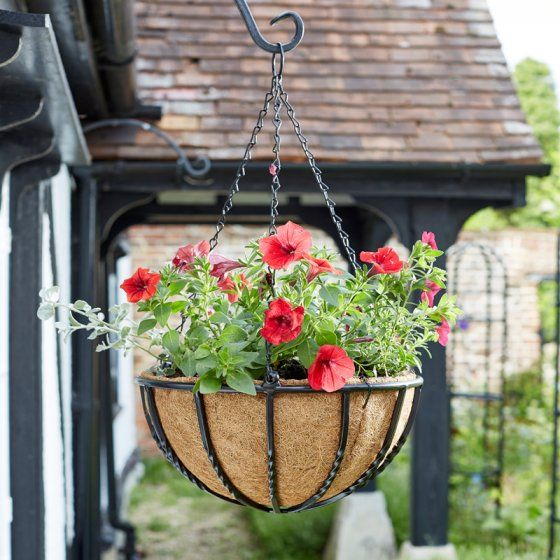 Hanging Baskets & Liners