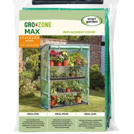 Replacement Covers for Growhouses & Greenhouses