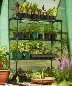 Gardman Grow it Premium Growhouse Greenhouse Shelving 08907