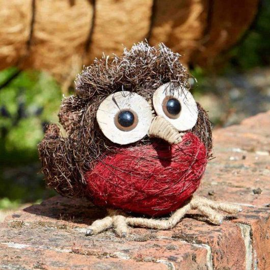 Smart Garden Robbie the Robin Decorative Garden Patio Ornament