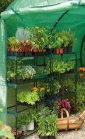 Gardman Grow it Growhouse Greenhouse Shelving 08751