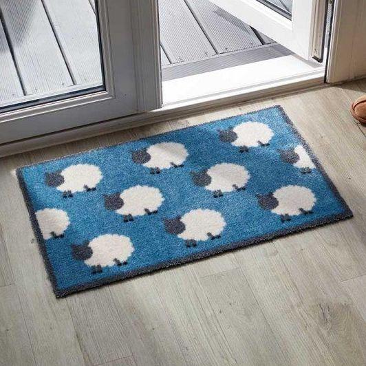 Smart Garden Counting Sheep Ritzy Rug Indoor Door Mat