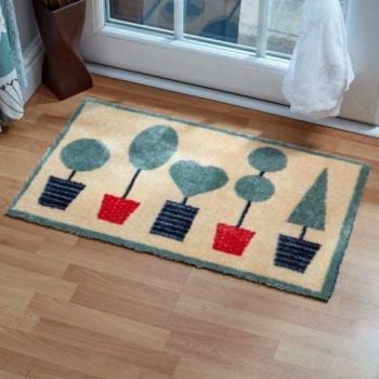 Smart Garden Topiary Tree Ritzy Rug Indoor Doormat