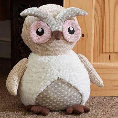 Smart Garden Owl Doorstop Door Stop