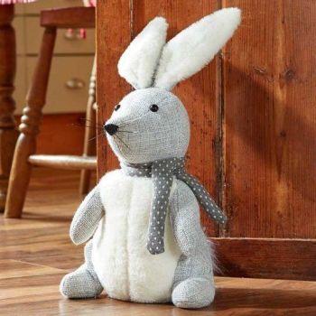 Smart Garden Bunny Rabbit Doorstop Door Stop