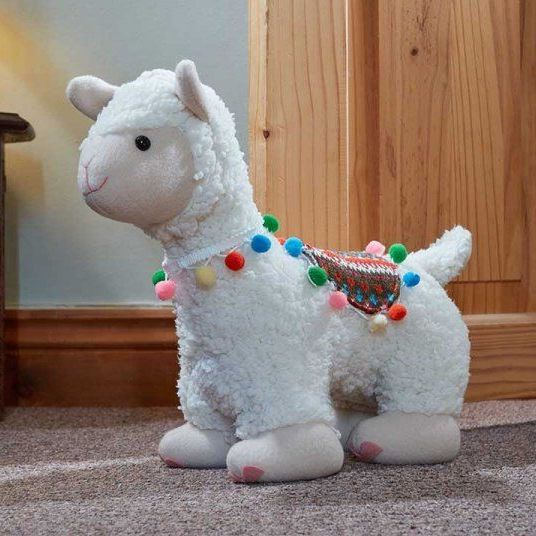 Smart Garden Llama Doorstop Door Stop
