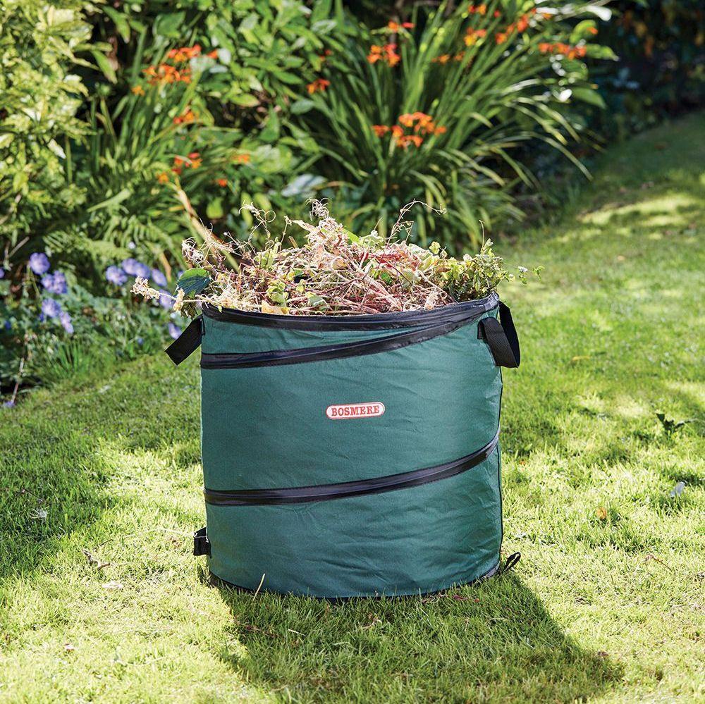 Bosmere Medium BosPopUp Tidy Garden Waste Tip Bag G601