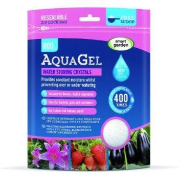 Smart Garden AquaGel Water Retaining Gel Crystals 800g