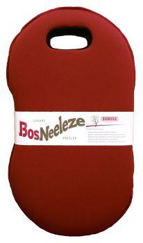 Bosmere BosNeeleze Luxury Garden Kneeler Pad - Burgundy T108