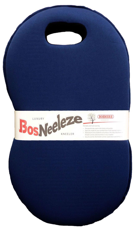 Bosmere BosNeeleze Luxury Garden Kneeler Pad - Navy T108