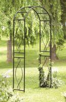 Panacea Arched Top Metal Garden Arch 84320