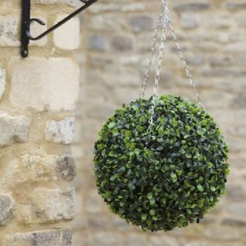 Smart Garden Topiary Ball Boxwood Effect 30cm