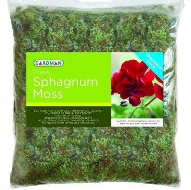 <!-- 006 -->Sphagnum Moss & Watergel