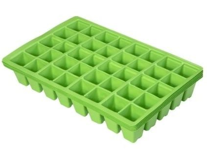Gardman 40 Cell Standard Seed Tray Inserts - set of 10