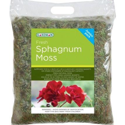 Gardman Sphagnum Moss Jumbo