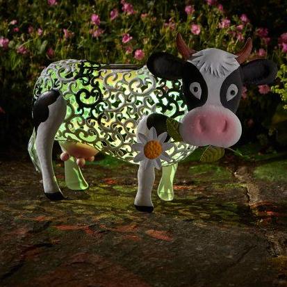 Smart Garden Silhouette Cow