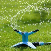 Westland FloPro Typhoon Rotating Garden Lawn Sprinkler