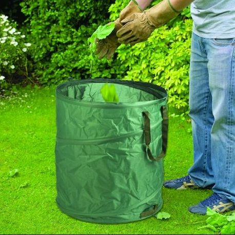 Gardman Giant Pop-Up Garden Waste Tidy Bin 34559