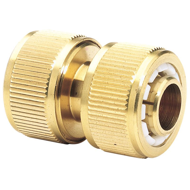 Draper Expert Brass Hose Repair Connector 3/4'' 36205