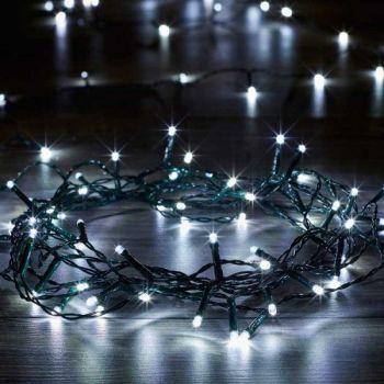 Smart Garden Eureka Battery String Lights 200 Cool White LEDs 3121007