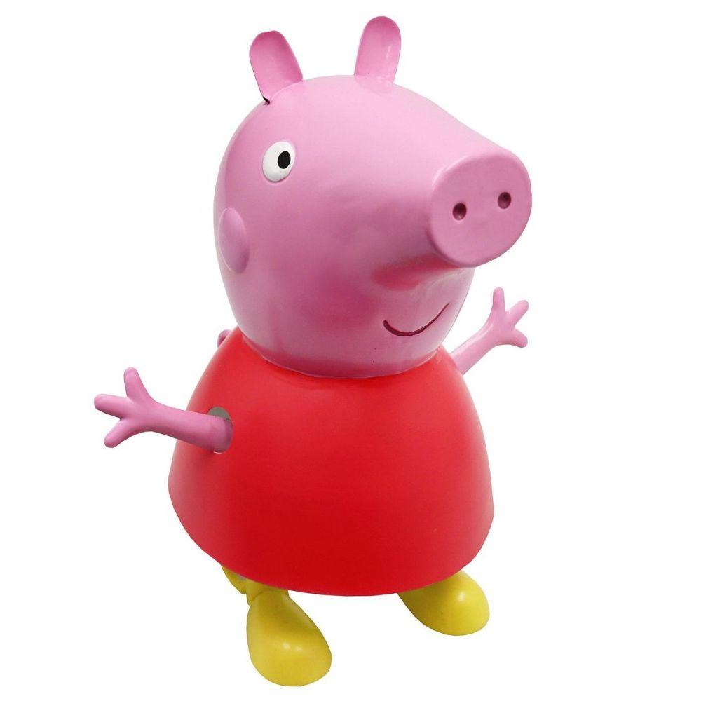 Primus Peppa Pig Metal Garden Animal Ornament