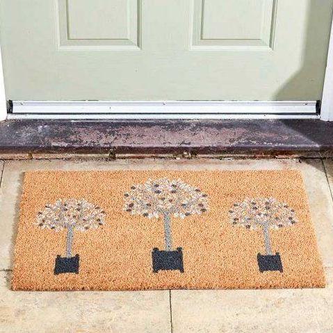 Smart Garden Olives Decoir Mat Door Mat  Doormat