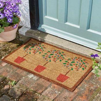 Smart Garden Bay Trees Decoir Mat Doormat