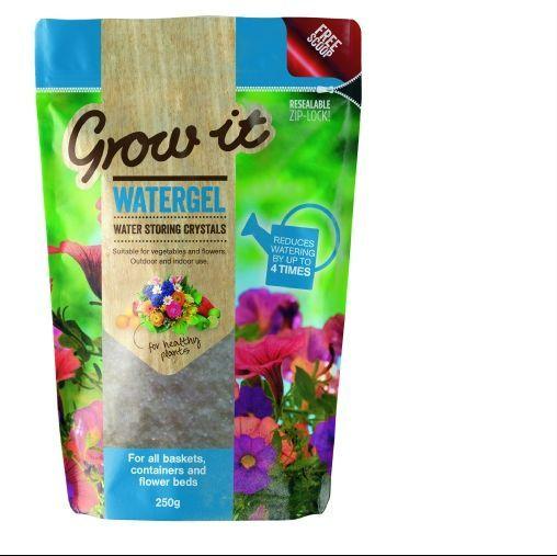 Watergel, AquaGel & Water Retaining Crystals