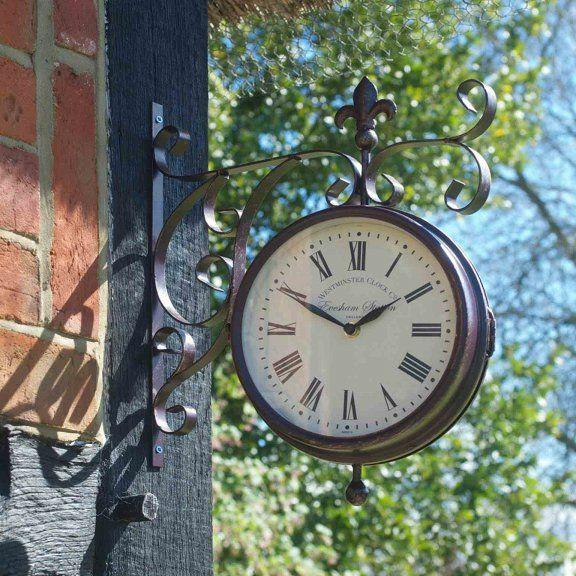 Garden Wall Clocks