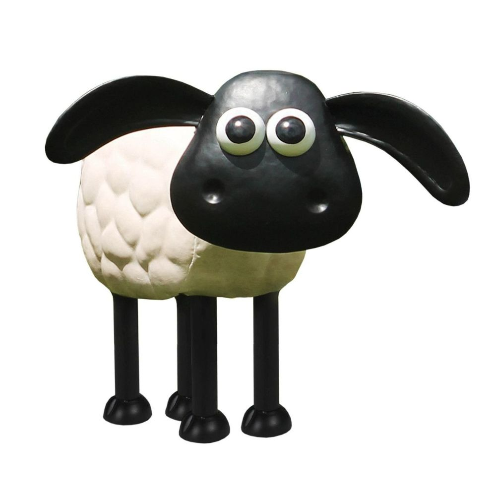 Primus Timmy the Sheep Metal Garden Animal Ornament