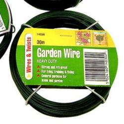 Gardman 2mm Heavy Duty Plant & Garden Wire