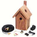 Colour Camera Bird Nest Box