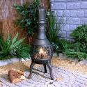 Cast Iron Chiminea Chimenea Chimnea