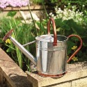 Gardman Metal & Copper Trim Watering Can
