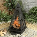 Chiminea Chimenea Chimnea Burner Patio Heater