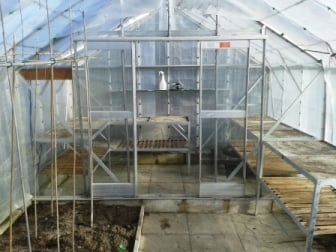 Greenhouse Cleaning - After 2