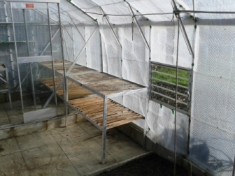 Greenhouse Cleaning - After 3
