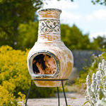 <!-- 013 -->Chimeneas Patio Heaters &amp; Covers