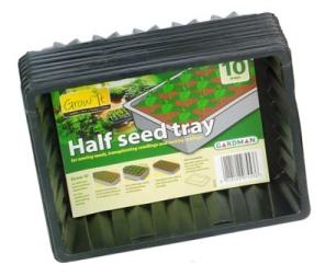 Gardman Half Seed Trays