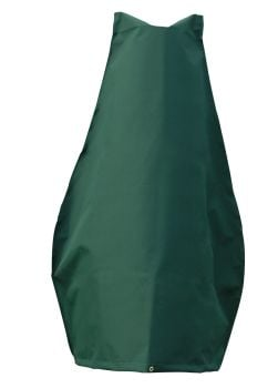 Bosmere Large Chimenea Cover HD Green Polyester C755