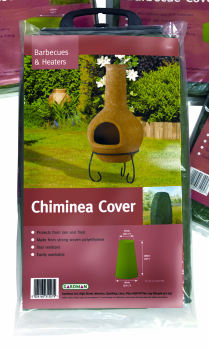 Gardman Chiminea Chimenea Protective Waterproof Cover