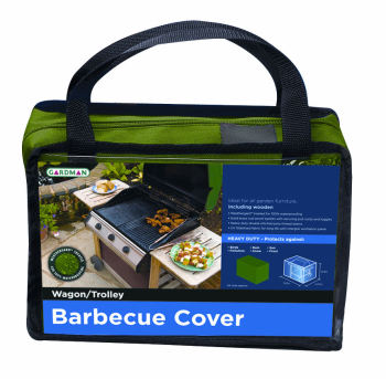 Gardman Premium Wagon Trolley Barbecue Barbeque BBQ Cover