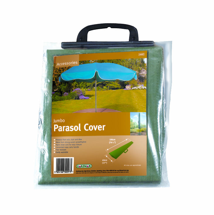 Gardman Patio Umbrella Cover - Extra Large